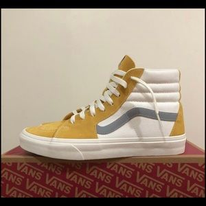 Vans sk8 honey gold marshmallow